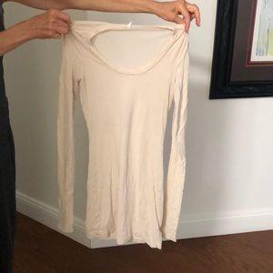 Spendid Long Sleeve T-Shirt Dress